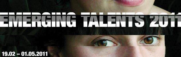 emerging talents 2011