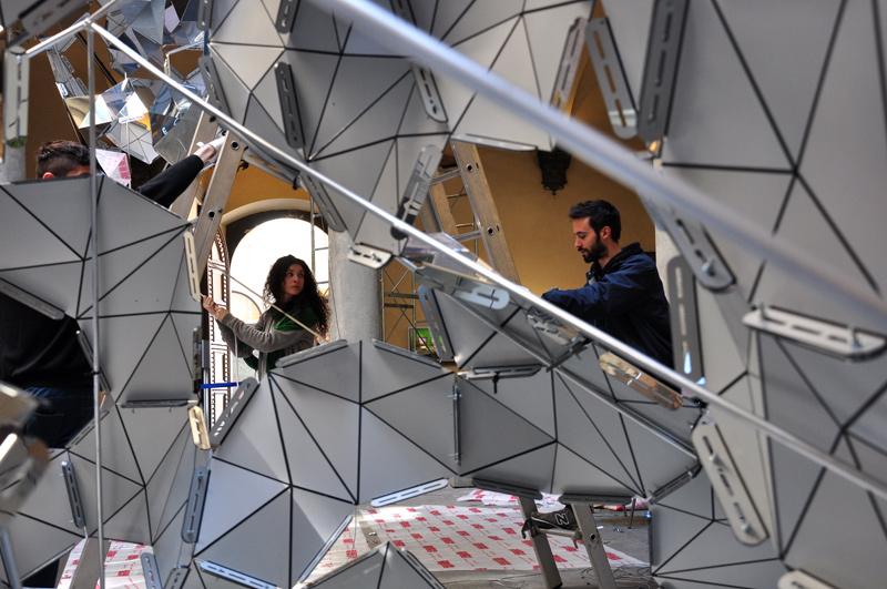 Cecchini Camere Da Letto.Aerial Boundaries Loris Cecchini Ccc Strozzina