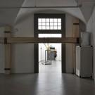 Arcangelo Sassolino - installazione site specific per la mostra / site-specific installation