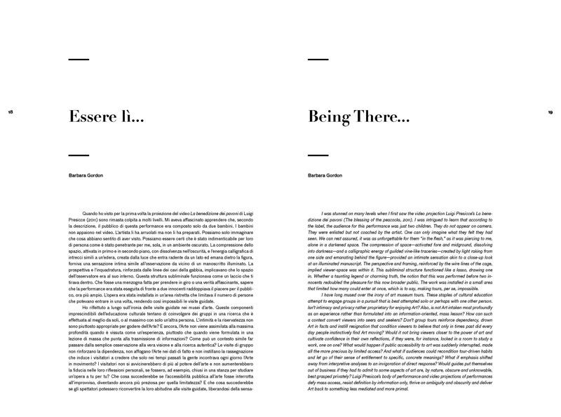 Pubblicazione Monografica