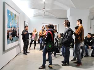 Offerta scolastica arte contemporanea